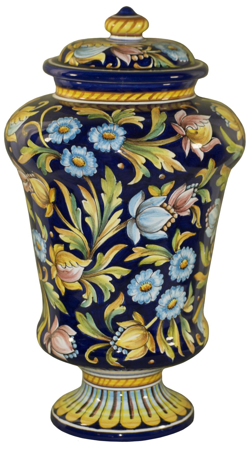 Italian Ceramic Urns