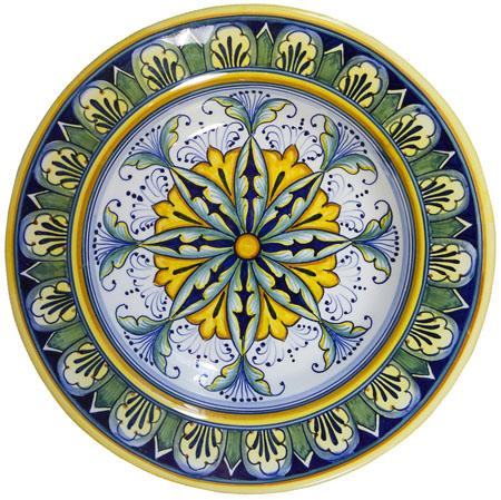Italian Ceramic Pasta Bowl - TAV D