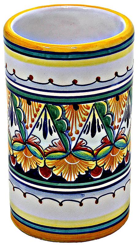 Deruta Italian Tumbler water glass