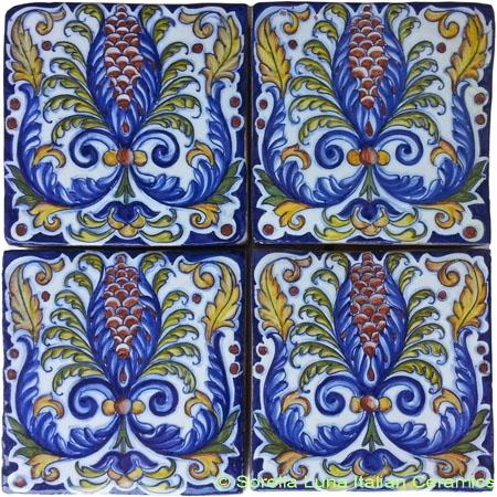 Tile Firenze Backsplash Panel