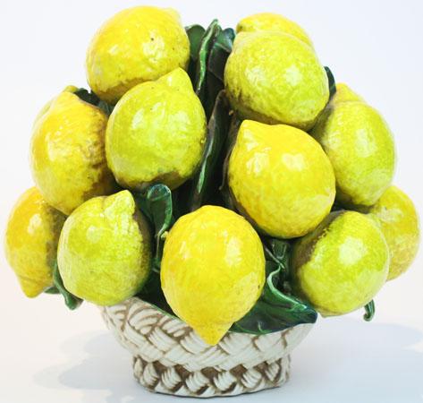 Centerpiece - Lemons Bouquet