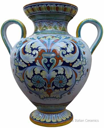 Deruta Furniture/Decorative Vase - Decor 198