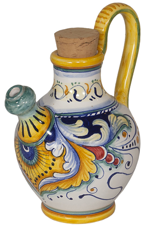 Italian Ceramic Table Pitcher