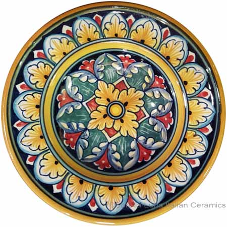 Hanging/Dipping Plate - Flower Star - 12cm