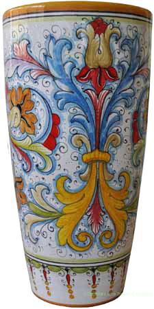 Italian Vase - Ricco Deruta Pastello 30cm