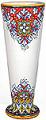 Deruta Italian Ceramic Vase - VASO35