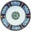 Deruta Italian Charger Plate - Ricco Vario 7