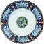 Deruta Italian Dinner Plate - Ricco Vario 7
