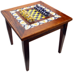 Italian Ceramic Chess Board
