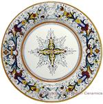 Deruta Italian Salad Plate - Ricco Deruta