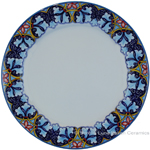 Deruta Italian Charger Plate - Winter