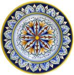Italian Ceramic Pasta Bowl - TAV F