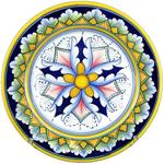 Italian Ceramic Pasta Bowl - TAV I