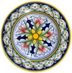 Italian Ceramic Pasta Bowl - TAV A