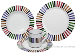 Deruta Italian Ceramic Dinner Place Setting