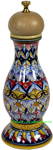 Deruta Italian Ceramic Pepper Grinder 