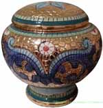 Urn - Byzantine Gold Petit