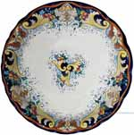 Italian Serving Bowl - Riviera Scalloped 30cm