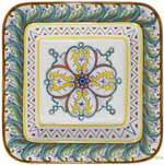 Italian Hanging Square Platter - D10 Tavalo - 38cm