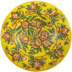 Deruta Italian Pomegranate Plate