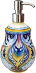 Italian Ceramic Soap Dispenser - D193