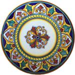 Italian Cheese Cake Plate - Susana 25cm