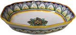 Italian Ceramic Fruit and Serving Bowl