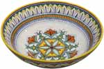 Deruta Serving Bowl - Vario
