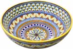 Deruta Serving Bowl - D1 Vario