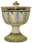 Urn - Pisside Vario Oro Acanthus - Gold