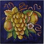 Tile Frutta Blu - Fruit Blue