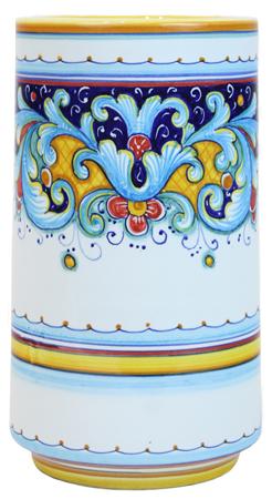 Deruta Italian Ceramic Wine Chiller - Deruta Ricco