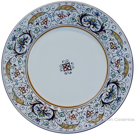 Deruta Italian Pasta Plate