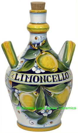 Limencello Bottle