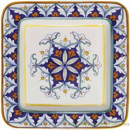 Italian Hanging Square Platter - Vario - 30cm