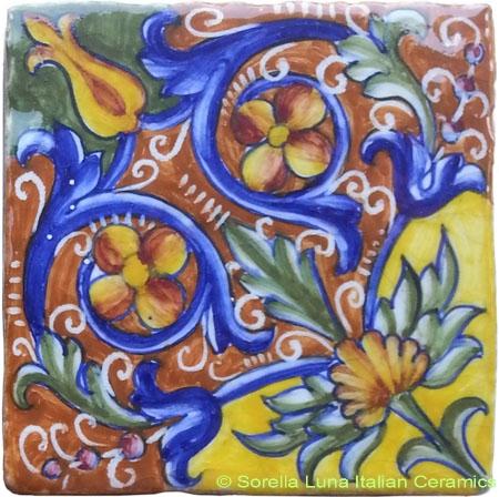 Tile Perugia Style