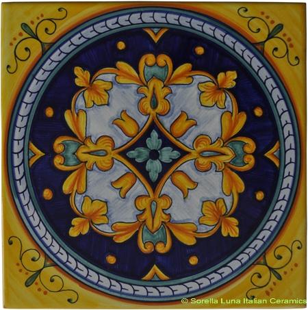 Tile Roma Style