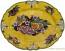 Italian Ceramic Oval Platter Frutta Giallo