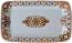 Rectangular Platter - Brown/Orange Vario Antico