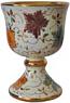 Wine Chalice/Goblet - Tralci e Oro (Autumn Leaves)