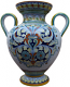 Deruta Furniture/Decorative Vase - Decor 198