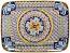 Deruta Italian Ceramic Rectangular Platter - Deruta Ricco FL4