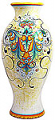 Deruta Italian Ceramic Vase - D198 50cm