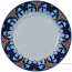 Deruta Italian Dinner Plate - Winter
