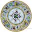Deruta Italian Dinner Plate - Raffaellesco with Center