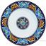 Deruta Italian Pasta Plate - Ricco Vario 6