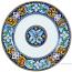 Deruta Italian Salad Plate - Ricco Vario 1