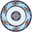 Deruta Italian Salad Plate - Ricco Vario 2