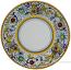Deruta Italian Salad Plate - Raffaellesco