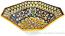 Deruta Eight-Sided Bowl